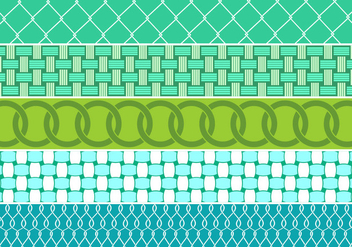 Crosshatch Pattern Free Vector - бесплатный vector #404489