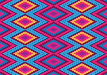 Bright Songket Vector - бесплатный vector #405229