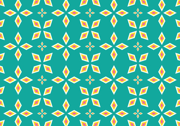 Traditional Songket - vector gratuit #405239