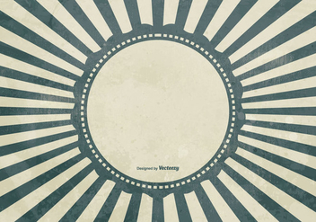 Grunge Sunburst Background - Kostenloses vector #406669