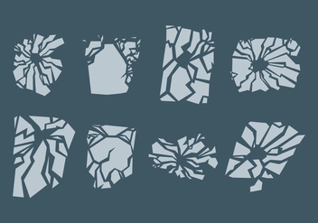 Free Shatter Vector - Free vector #408439