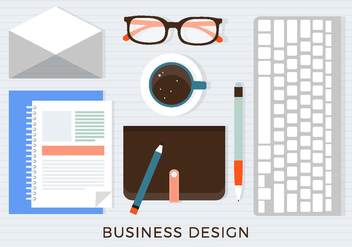 Free Business Workshop Vector Background - Free vector #408499