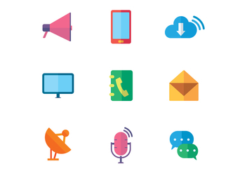 Free Communication Vector - Free vector #409759