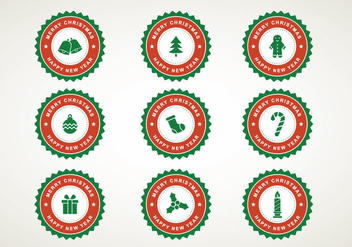 Free Christmas Icons - Kostenloses vector #409819