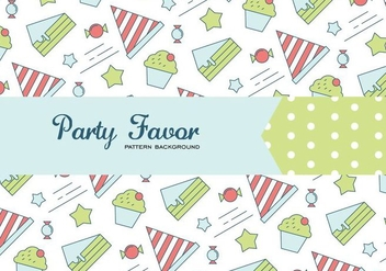 Party Favor Background - vector #409869 gratis
