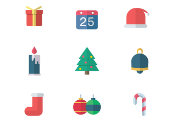 Free Christmas Icon - vector gratuit #410439