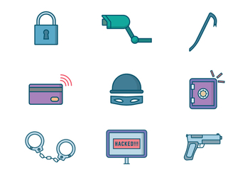 Free Theft Vector - Free vector #410679