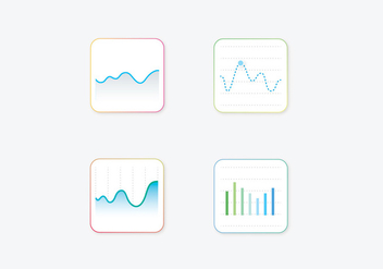 Statistics Vector Icons - Free vector #410809