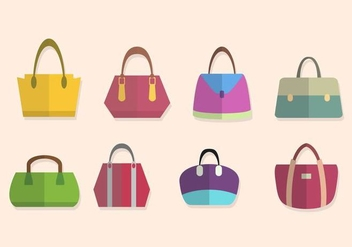 Free Versace Bag Vector - бесплатный vector #411189