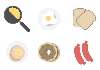 Free Breakfast Vector - Free vector #412279