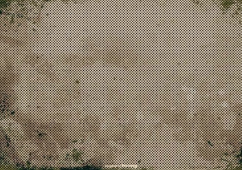 Old Dirty Stained Background - vector gratuit #413329