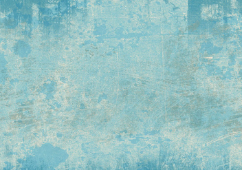Free Vector Blue Grunge Background - Free vector #413539