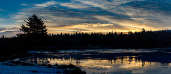 Sunrise at Irishtown Nature Park - бесплатный image #414149