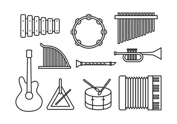 Free Music Vector - Free vector #415449