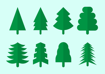 Free Christmas Tree Vector - Free vector #418259