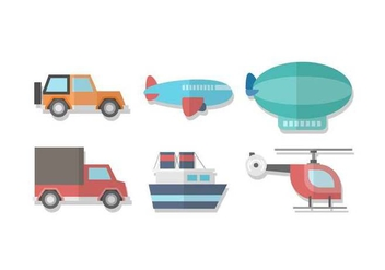 Free Transportation Vector - Free vector #418419