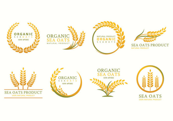 Free Sea Oats Vector - vector gratuit #418739