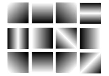 Linear Grey Gradient Free Vector - vector #421039 gratis