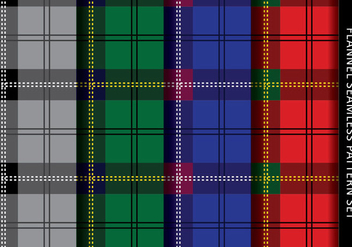 Casual Flannel Pattern - бесплатный vector #421419