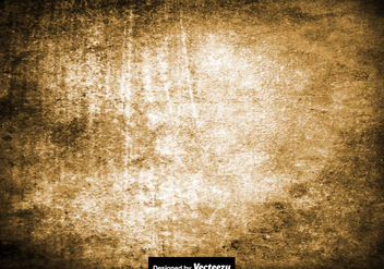 Brown Grunge Old Texture Vector - Free vector #422779