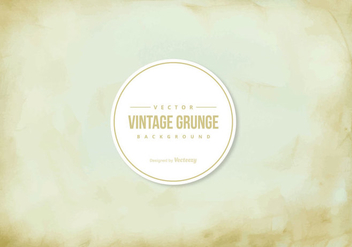 Vintage Grunge Background - Kostenloses vector #422849