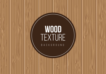 Free Wood Texture Background Vector - Kostenloses vector #424039