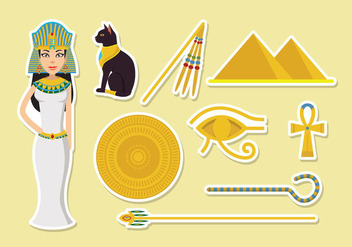 Free Cleopatra Vector - Free vector #424169
