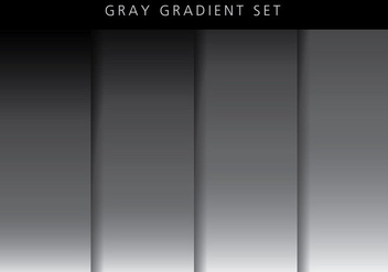 Charcoal Gradient Background Vectors - vector #424189 gratis