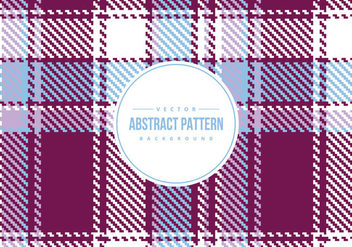 Abstract Plaid Style Background - vector gratuit #425629