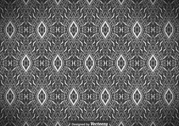 Abstract Seamless Thai Pattern - Vector - vector gratuit #425999