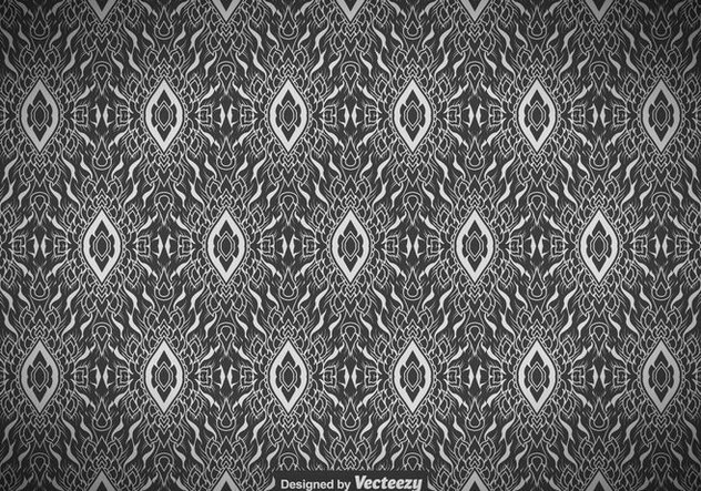 Abstract Seamless Thai Pattern - Vector - бесплатный vector #425999