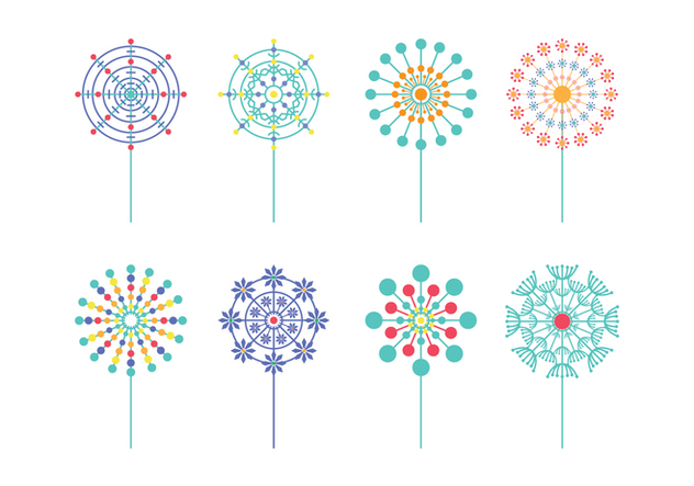 Free Blowball Vector Pack - Free vector #426939