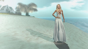 Regine Pastel Gown by Prism @ Swank - бесплатный image #427029