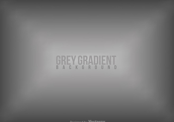 Grey Gradient Abstract Background - vector #428189 gratis