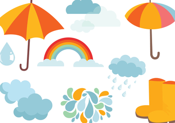 Free Monsoon Vectors - Free vector #428319