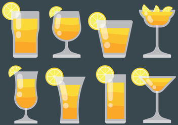 Free Spritz Icons Vector - Free vector #429199