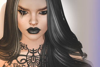 Eyeshadow TheCross by SlackGirl @ The Darkness Monthly Event (start 5th april) - бесплатный image #429809