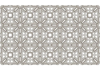 Seamless Islamic Pattern - бесплатный vector #430599