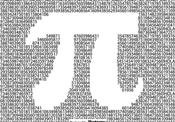 Vector Pi Symbol Seamless Pattern - Free vector #430729