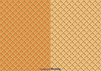 Waffles Vector Pattern - Free vector #430769