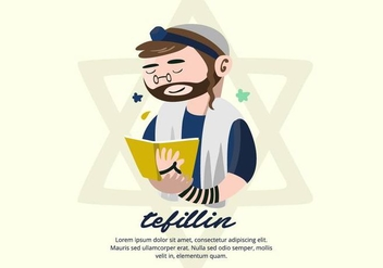 Tefillin Background - бесплатный vector #430979