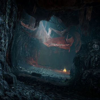 Middle Earth: Shadow of Mordor / The Cave - Kostenloses image #431759