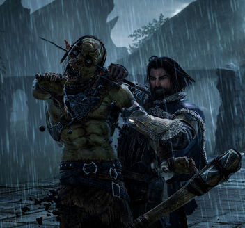Middle Earth: Shadow of Mordor / Did I Startle You? - Free image #432089