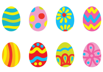 Easter Egg Icon Vector - Free vector #432149