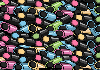 Vector Seamless Pattern Of Licorice Candies - Free vector #436469