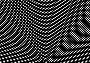 Vector White Halftone Background - Free vector #436569