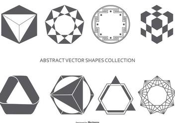 Abstract Shapes Collection - Free vector #438179