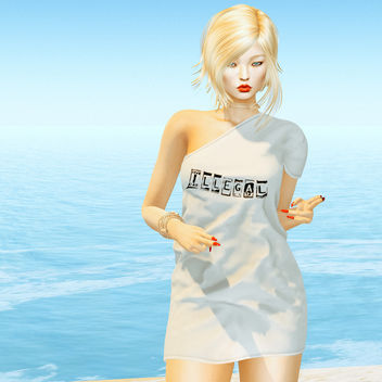 Alia outfit by Masoom @ Mesh Body Addicts Bi-Monthly - image gratuit #438959