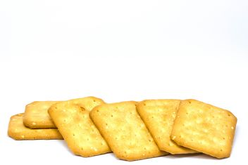 biscuits with white sesame - image gratuit #439019