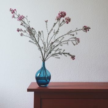 Flowers in vase - image #439109 gratis